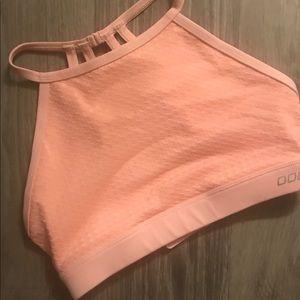 NEW Lorna Jane Sports Bra- Light Pink XS